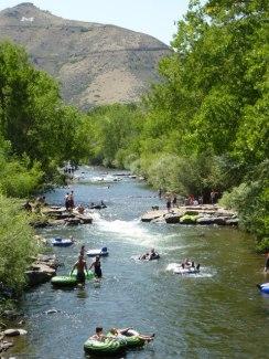 Clear Creek Golden Colorado