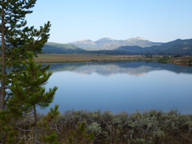 Steamboat Lake