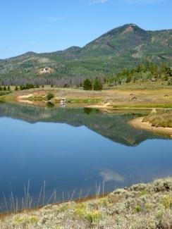 Steamboat Lake