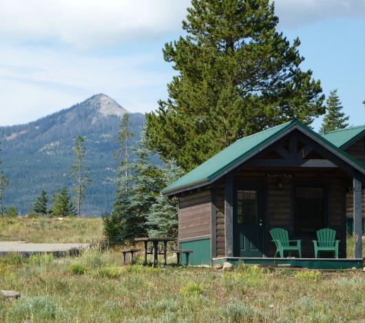 Routt county colorado live laugh rv for Steamboat lake cabins