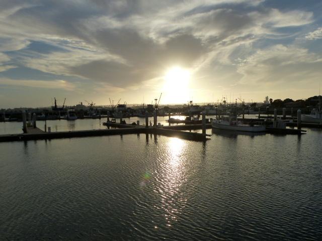Embarcadero San Diego Bay