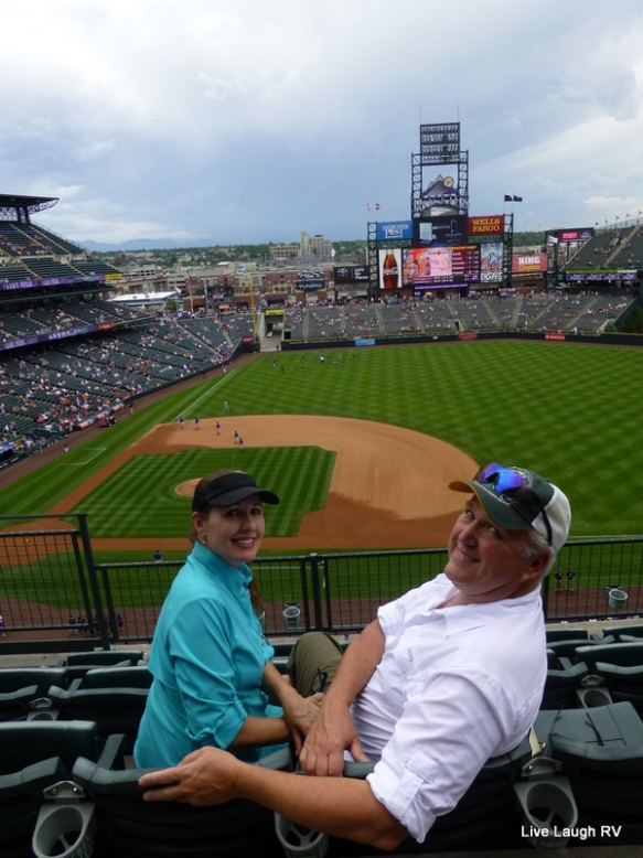 Rockies Game