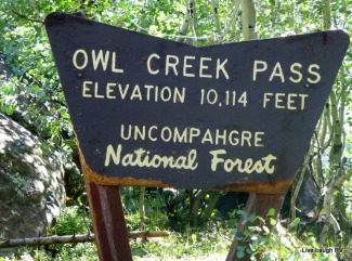 Owl Creek Pass