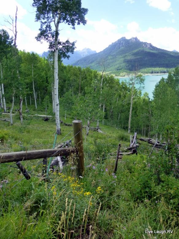 Silver Jack Reservoir