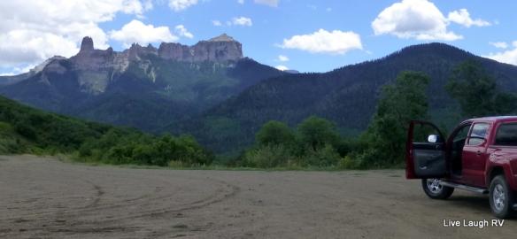 Courthouse Mountain