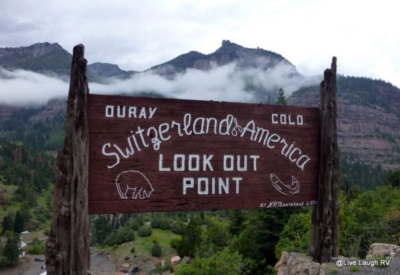Ouray Colorado