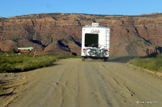 BLM Camping