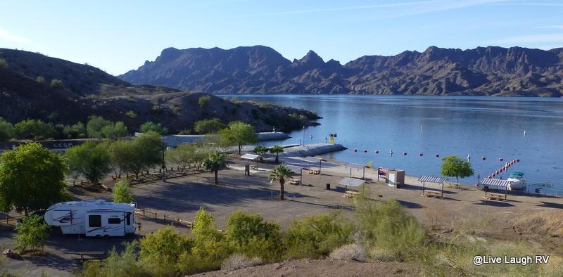 Lake havasu city campground