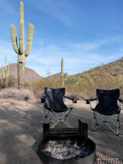 camping in Phoenix Arizona