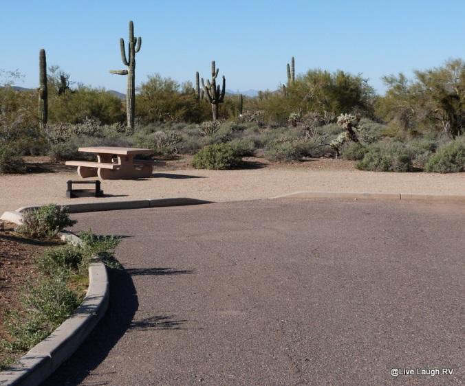 RVing in Phoenix