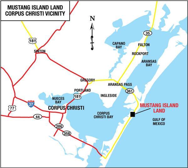 Mustang Island