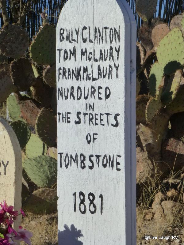 Tombstone graveyard cemetery