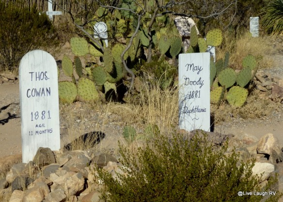 Boothill graveyard cemetery