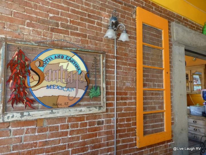 Santiagos Bisbee Arizona