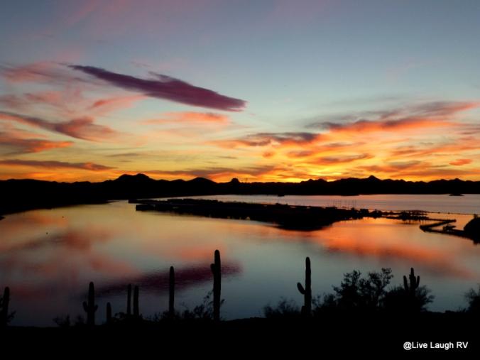 lakes in Phoenix Arizona