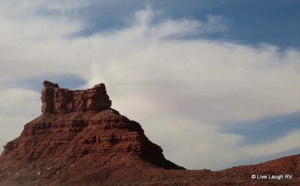 monoliths in Utah