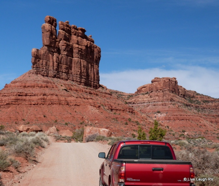 red rocks and things to see in Utah