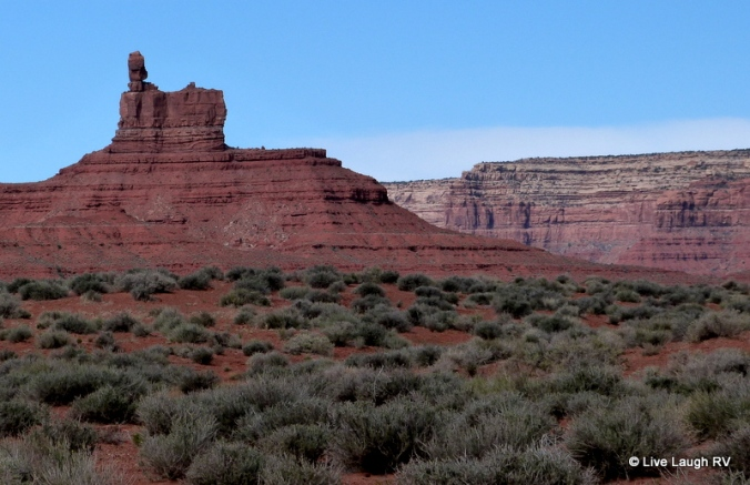 boondocking dispersed camping in Utah