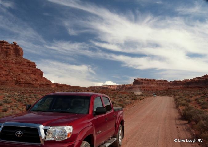scenic drives in Utah