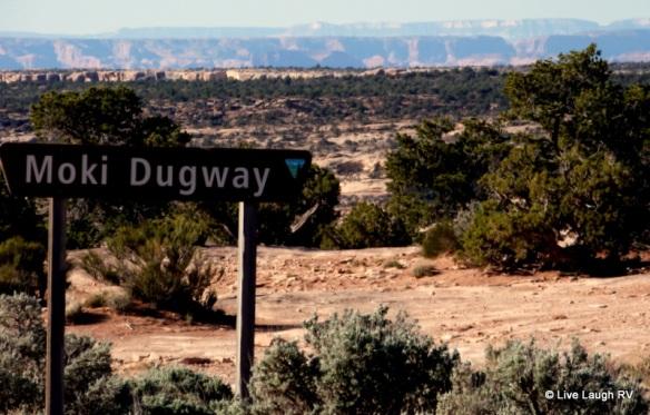 Moki Dugway scenic drive