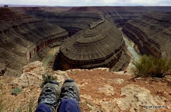 Adventure living on the edge