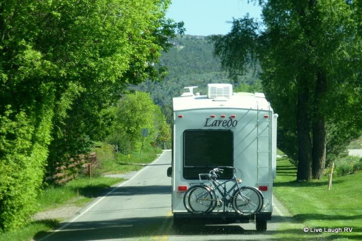 RV travel in Colorado