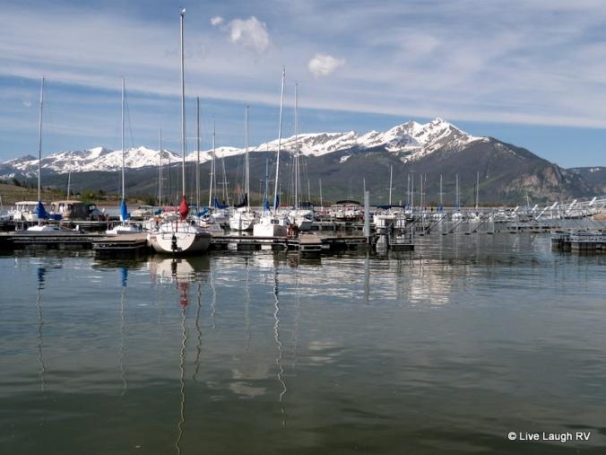 sailing in Colorado