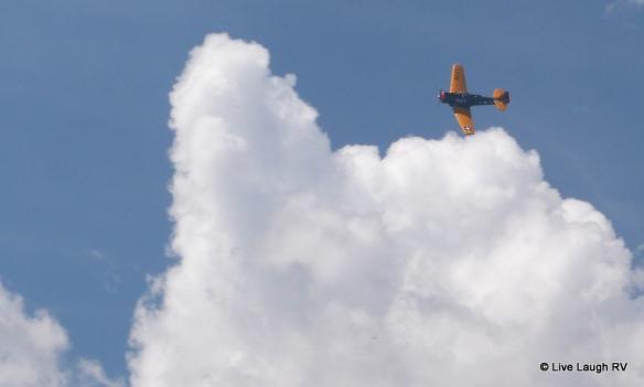 Air show in Colorado