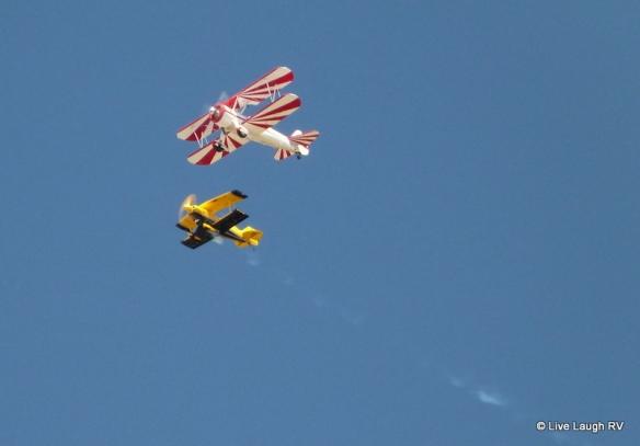 Dillon Colorado Air show