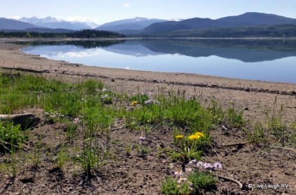 Dillon Reservoir Lake