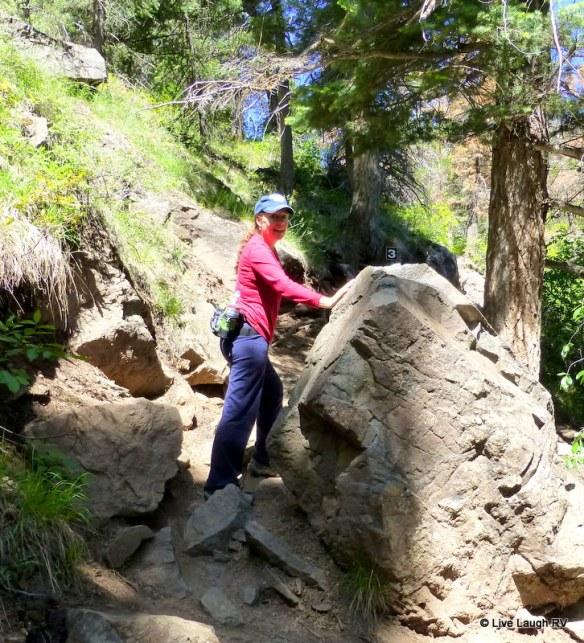 Ouray Colorado Box Canyon Falls
