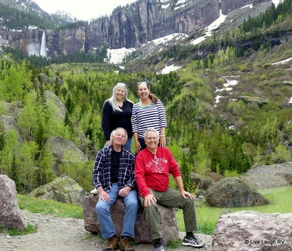 Bridal Veil Falls Telluride