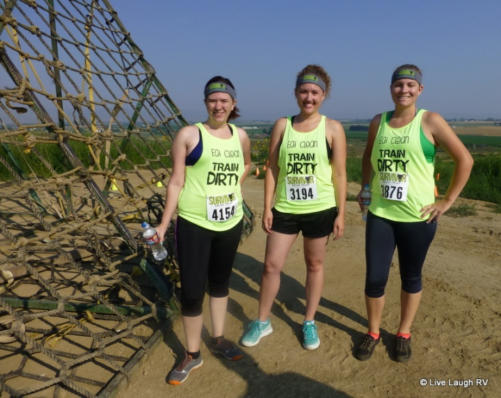 5K Survivor Mud Run