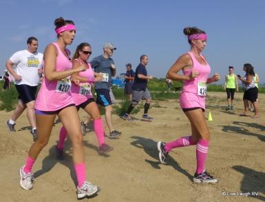 5K mud run Berthoud Colorado