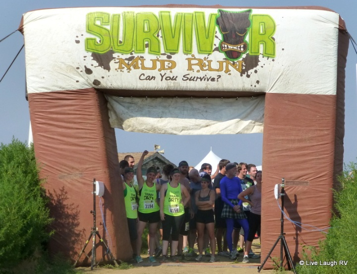 Survivor Mud Run 5K
