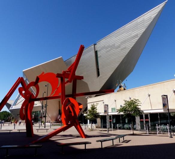 Denver Art Museum: Live Laugh RV
