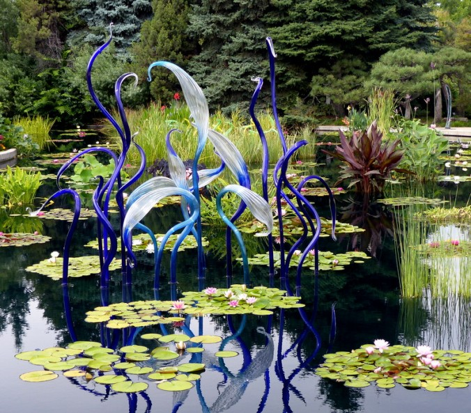 Dale Chihuly In Denver Live Laugh Rv