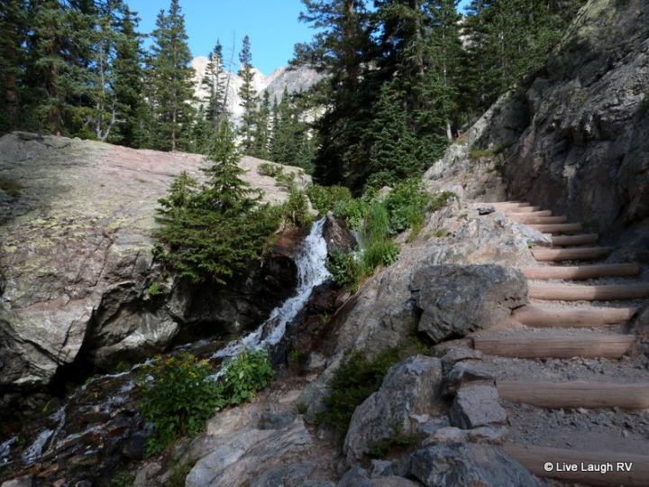 Bear Lake trail