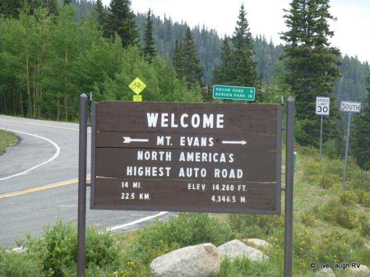 Mt.Evans
