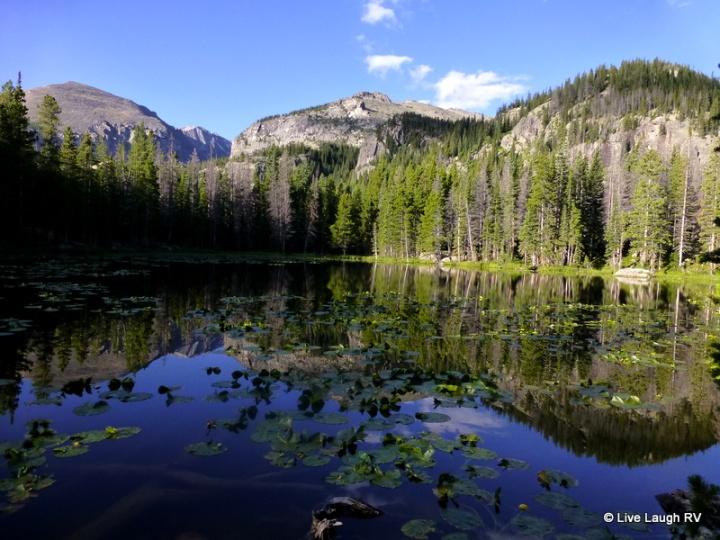 Nymph Lake Colorado