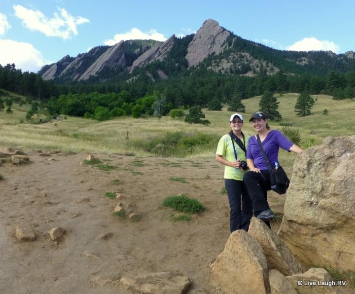 Flatiron Boulder Colorado