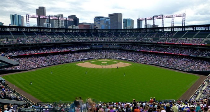 Rockies baseball