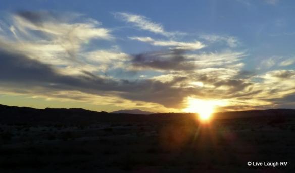 free camping in Las Vegas Nevada