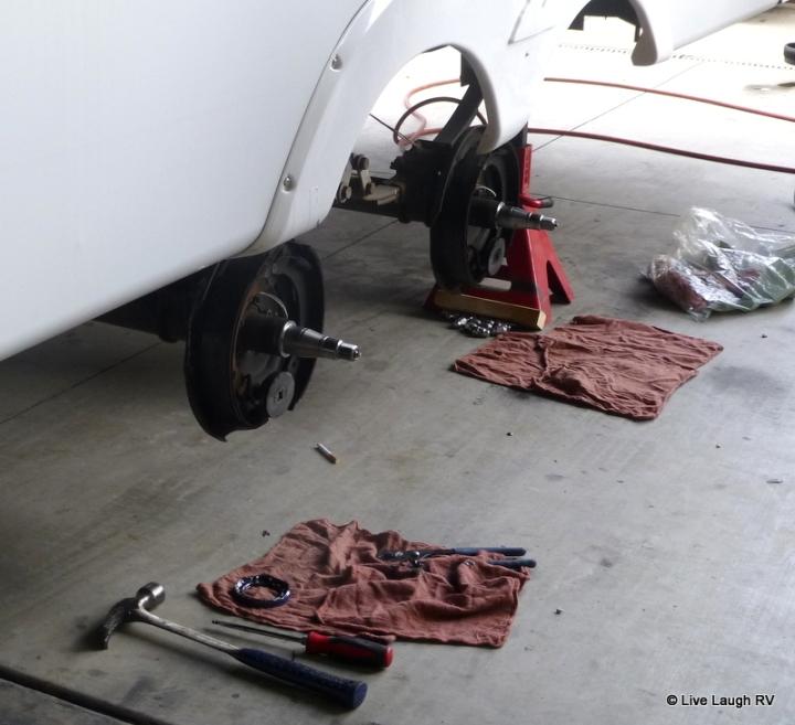 trailer bearings