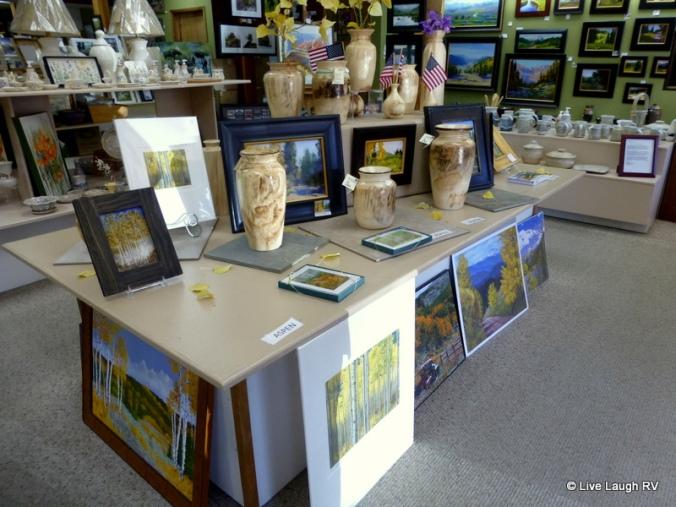 Grand Lake Art Galleries