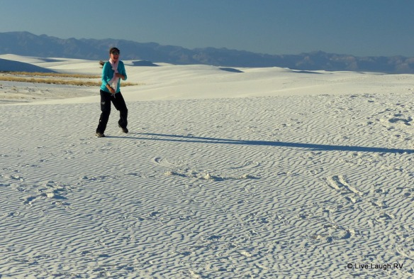 White Sands Alamogordo New Mexico