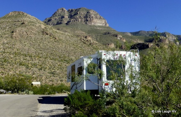 RV parking in Alamogordo
