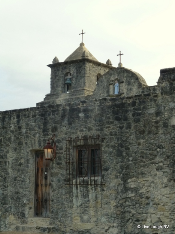 quarters at Presidio La Bahia