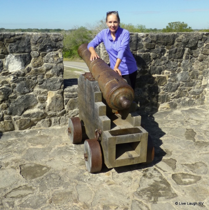 missions in Texas