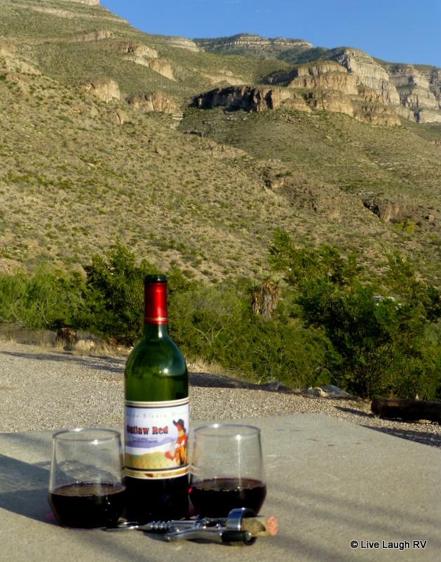 New Mexico wine tasting